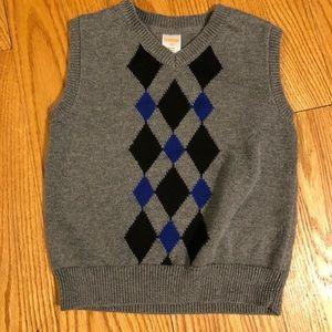 Boys Gymboree vest 3T NWOT